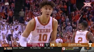 Oklahoma vs Texas Men