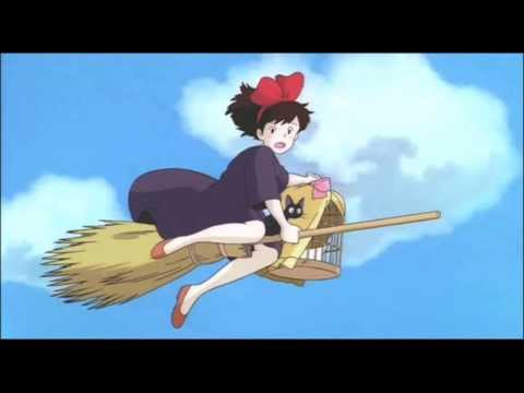 Kiki's Delivery Service Soundtrack - Ryuuju No Dengon