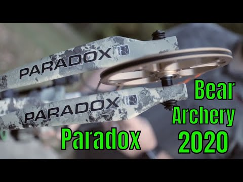 Bear Archery 2020 Paradox First Look Test Review By Mike's Archery