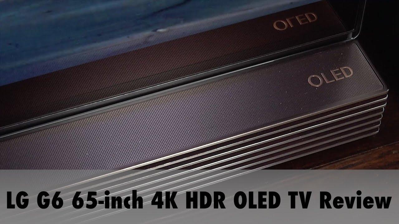 LG G6 (OLED65G6V) UHD 4K TV Review | AVForums