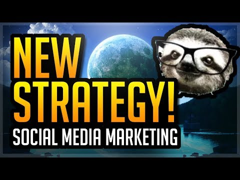 The NEW Social Media Marketing Business Strategy