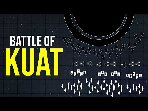 How the New Republic won the Battle of Kuat | Star Wars Battle Breakdown