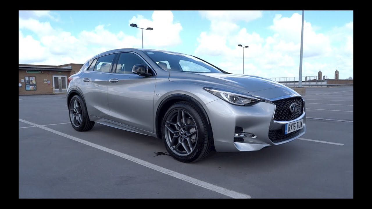 2016 infiniti q30 awd sport start up and full vehicle tour youtube. Black Bedroom Furniture Sets. Home Design Ideas