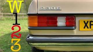 Why I Bought a Mercedes-Benz W123 (230E) - The Best Car In The World?