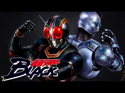 Newba Gamer's - Black Kamen Rider