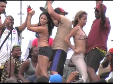 Isla de San Carlos Estado.Zulia Elvis Video 2012 Rumba