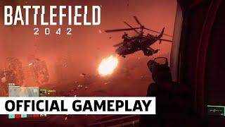 Battlefield 2042 Gameplay Trailer | Xbox + Bethesda E3 2021