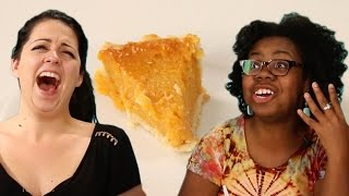People Try Patti Labelle's Famous Sweet Potato Pie thumbnail