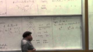 Category Theory Foundations, Lecture 2