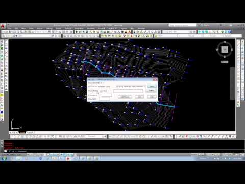 Carlson HEC-RAS Input Files