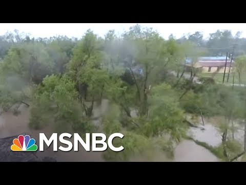 Hurricane Harvey Brings Catastrophic Flooding To Houston Area | MTP Daily | MSNBC