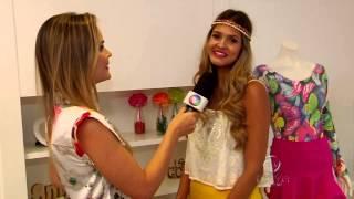 Programa Vitória Fashion - A moda das Guirlandas - 27/12/2014 Thumbnail
