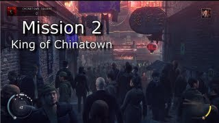 Hitman: Absolution - Mission 2: The King of Chinatown - Hard Walkthrough - Silent Assassin