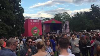 Нино Катамадзе - LIVE на фестивале Усадьба Джаз 2016