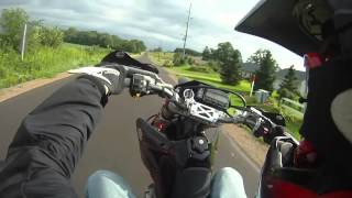 Random open country fun | Wheelie action