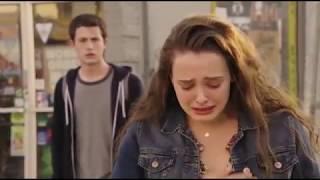 """Брайс пристает к хане в магазине - """"13 причин почему"""" 1 сезон 3 серия"""