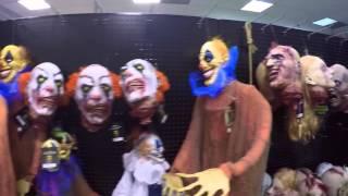 Хеллоуин Miami Обзор магазина