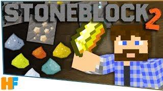 Ore Duplication & Lava Automation | StoneBlock 2 | Ep 3