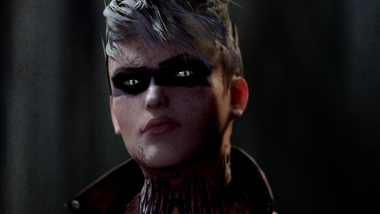 Batman arkham origins copperhead sexy
