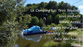 CAMPING LES TROIS SOURCES - LOT - VALLEE DE LA DORDOGNE