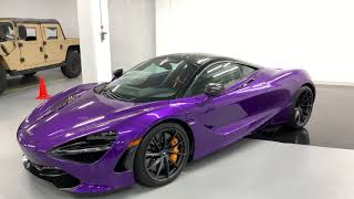 2019 McLaren 720S PERFORMANCE - Revs + Walkaround