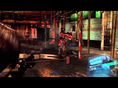 download Resident Evil 6 - Ada Campaign - Ubistvo - Part 7 HD (Chapter 3) [No Commentary]