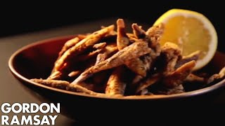 Chilli and Spice Whitebait | Gordon Ramsay