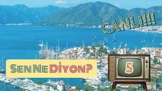 SEN NE DİYON // CANLI #5 // Yazlık ve Otel Anıları!!! ft. Jahrein