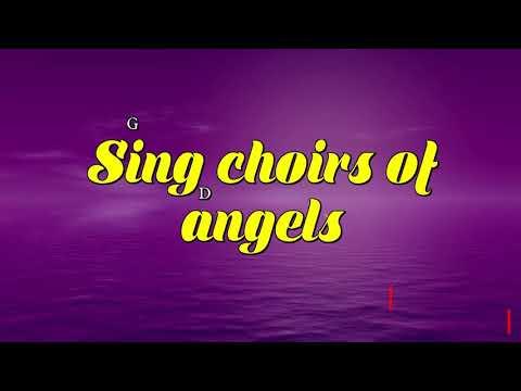 Lagu Rohani Natal O Come All Ye Faithfull + Kunci Gitar (Christmas Song)