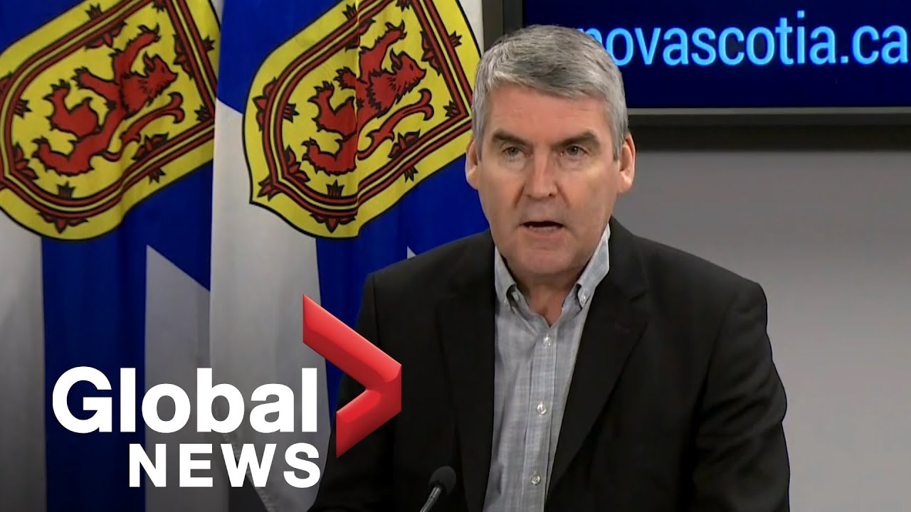 Coronavirus Outbreak Nova Scotia Declares State Of Emergency Due To Covid 19 Full Youtube
