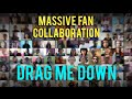 "1000 people sing ""Drag Me Down"" by One Direction"