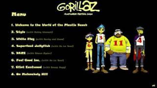Download [MENU] Gorillaz at Glastonbury Festival 2010
