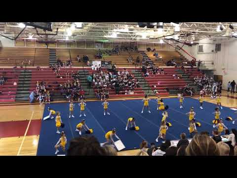 Stopher Cheer Eastside competition