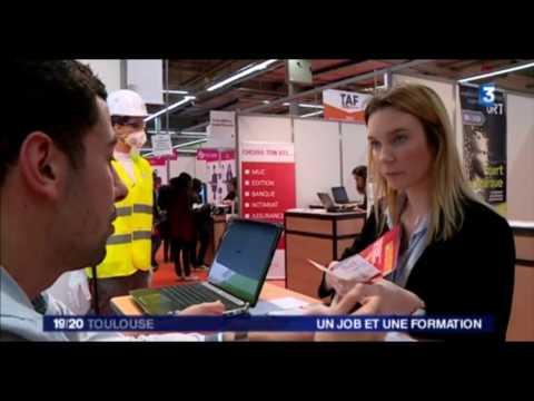 Salon du taf 2017 avec 1001 int rim 39 air sur france 3 youtube for Salon du taf carcassonne