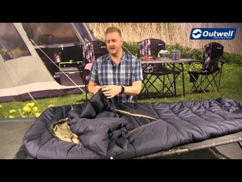 Outwell Sleeping bag Conqueror Single | Innovative Family Camping