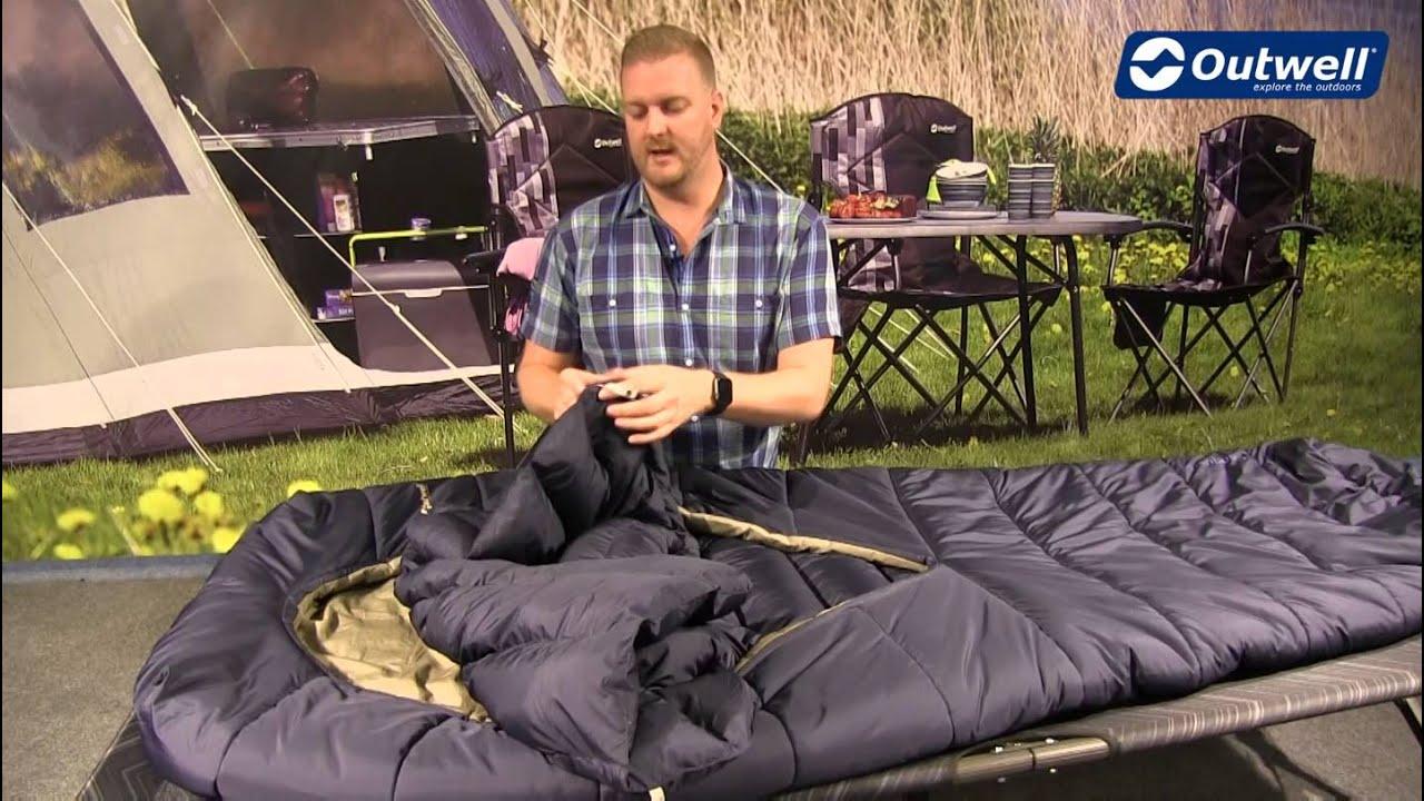 1fad1d4c8ce Outwell Sleeping bag Conqueror Single