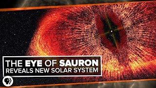 The Eye of Sauron Reveals a Forming Solar System! | Space Time