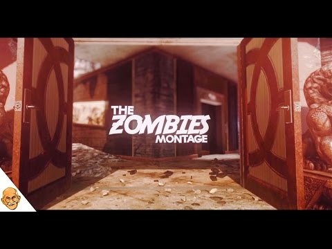 The Zombies Trickshotting Montage!