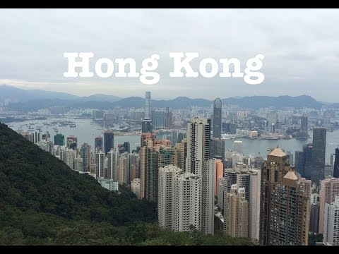 TRAVEL: HONG KONG | Part One: Arriving & Kowloon Park