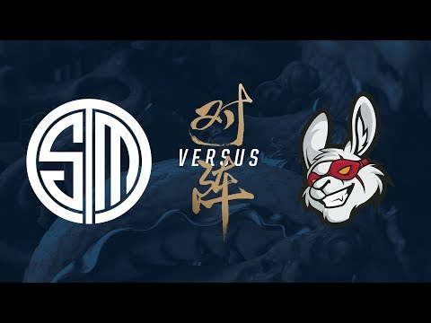 MSF vs TSM  Group Stage Day 7  2017 World Championship  Misfits Gaming vs TSM