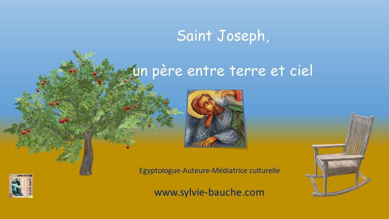 Saint Joseph, un pédagogue entre deux portes.