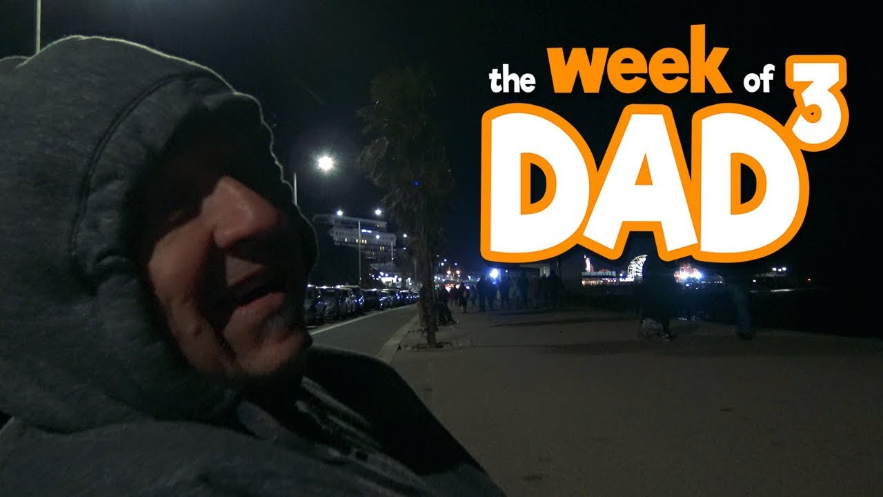 The Week of Dad³ - Fireworks Night - 29th October 2018 - Nerd³