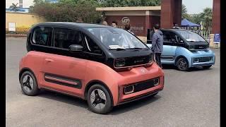 2020 BAOJUN E300 Plus EV: Interior And Exterior Before Price Release In China