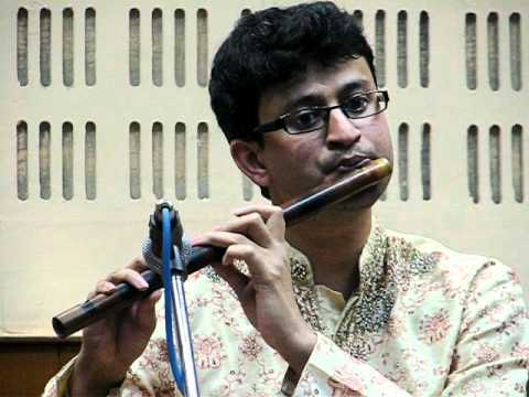 Tejasvi Raghunath performs Taanam in Brindavana Saranga