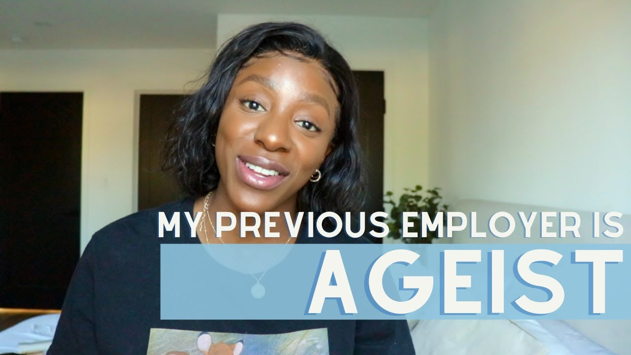 My Employer Said They Wouldn't Hire Me Again Because I'm Young!