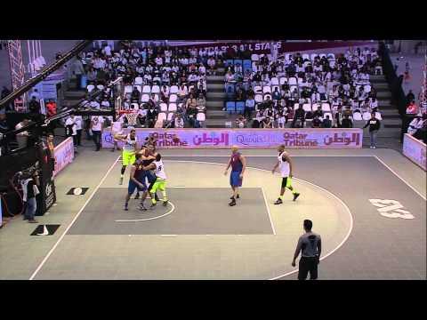 [FULL GAME] Pool stage - Caracas (VEN) - FC Barcelona (ESP) #3x3AllStars
