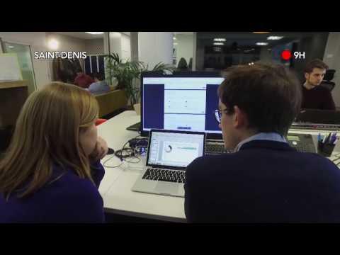 Quentin nous fait découvrir la Social Room SNCF
