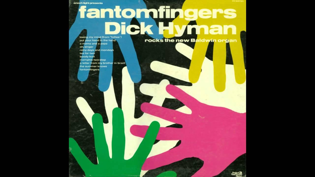 Dick hyman you tube