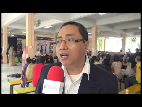 Liputan Kilas 7 TV lokal Batam: International Day 2015