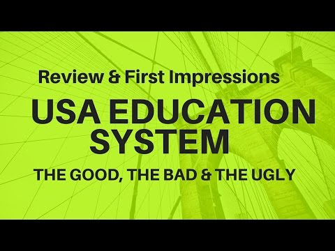 USA Education System Guide | American School System Review | Family Vlog